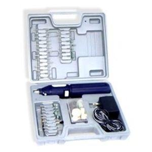 61pc. 3.6V Cordless Dremel Style Die Grinder Kit