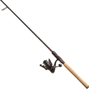 "2.5 Series 6'6"" ML 2 Pc. Spinning Rod & Size 20 Reel"
