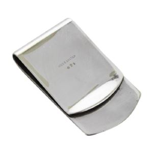 Silverplated Money Clip
