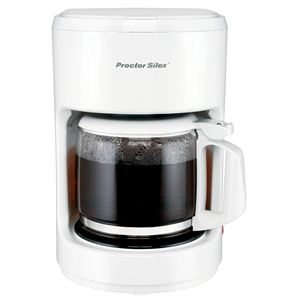 10 Cup Coffeemaker White