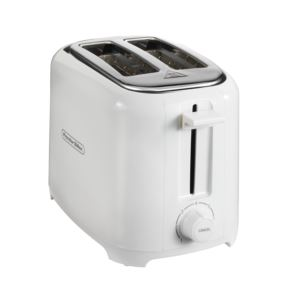 2-Slice Cool Touch Toaster White