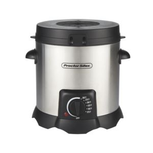 Compact 1 Qt Deep Fryer