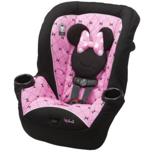 Minnie Mouse Apt 40RF Convertible Car Seat