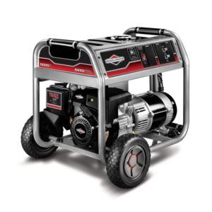 5000 Watt Portable Generator CARB Compliant