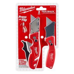 2pc Fastback Flip Utility Knife Set