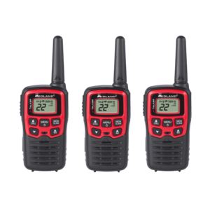 X-Talker 22Ch 2-Way Radios w/ 26 Mile Range 3-Pack