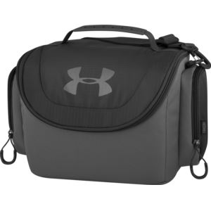 12 Can Insulated Cooler Black/Graphite
