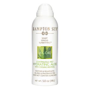 Hydrating Aloe Continuous Mist Size 5 oz
