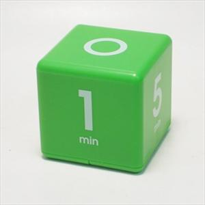 Preset Cube Timer -1, 5, 10 , 15 min