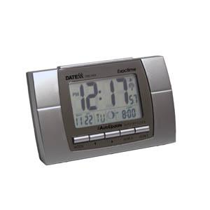 Radio Control LCD Clock -Sync Time with Calendar