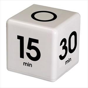 Preset Cube Timer -5 min,15,30 60 min