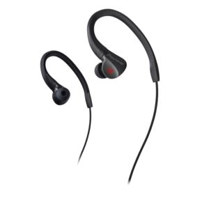 IronMan Sports Earphones Black