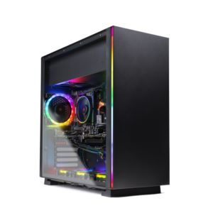 Mark V Desktop Gaming Tower w/ AMD Processor, 8 GB Ram, & 500 GB SSD (Monitor Sold Separately)
