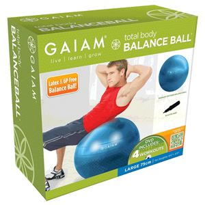 Total Body Balance Ball 75 cm