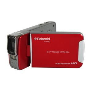 "14.1MP HD Camcorder with 2.7"" Touch Screen"