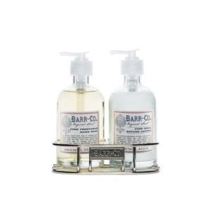 Barr-Co. Lotion/Soap Caddy Duo - Original Scent 8 oz