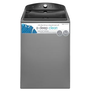 5.3 cu.ft. Top-Load HE Washer-Gray
