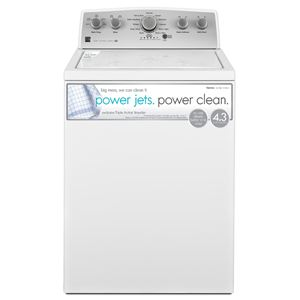 4.3 cu.ft. Top Load High-Efficiency Washer