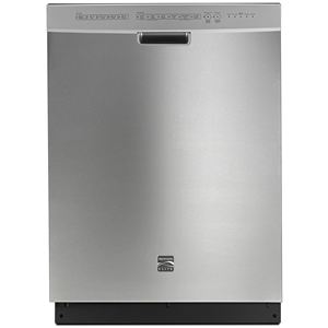 "Elite 24"" Built-In Dishwasher-Stainless Steel"