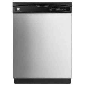 """24"""" Built-in Dishwasher-Stainless Steel"""