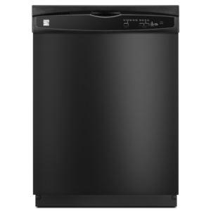 """24"""" Built-in Dishwasher-Black"""
