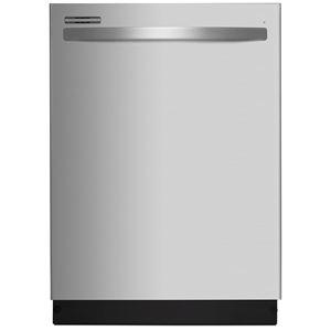 """24"""" Built-In Dishwasher w/PowerWave Spray Arm-Stainless Steel"""