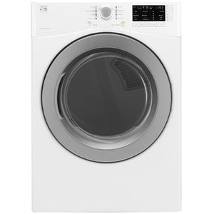 7.3 cu.ft. Electric Dryer with Sensor Dry-White