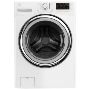 4.5 cu.ft. Front-Load Washer w/Accela Wash-White