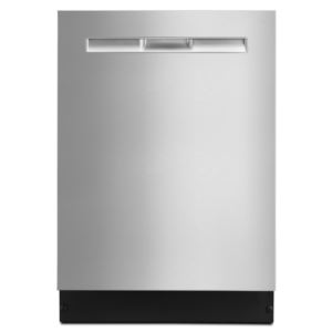 "24"" Built-In Dishwasher w/Third Rack-Stainless Steel"