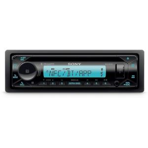 Sony MEX-M72BT Marine CD receiver