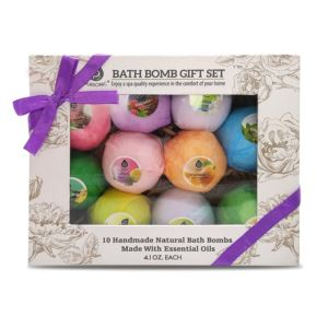 Bath Bomb Gift Set 10 Pack