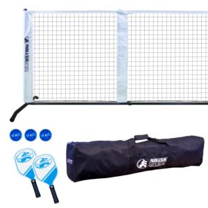 21' Adjustable Pickleball Set