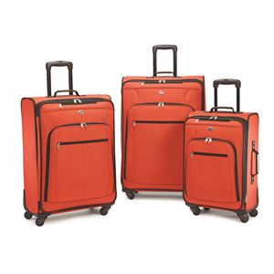 AT Pop Plus 3-piece Spinner Set--Orange