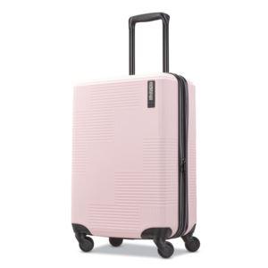 "American Tourister Stratum XLT  20"" Hardside Spinner - Pink Blush"