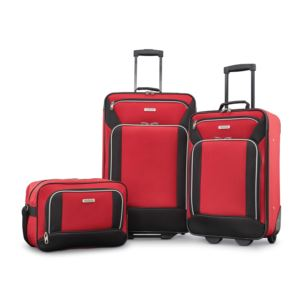 Fieldbrook Xlt 3Pc Set (Bb/ 21/25 Upright)- Red/Black