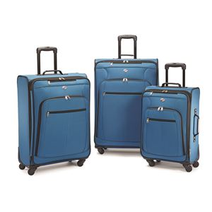 AT Pop Plus 3-piece Spinner Set--Moroccan Blue