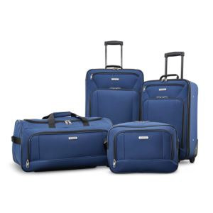 Fieldbrook Xlt 4Pc Set (Bb/ Wh Dfl/ 21/25 Upright) - Navy