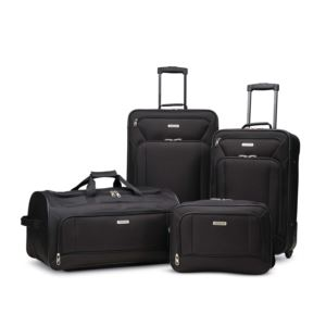 Fieldbrook Xlt 4Pc Set (Bb/ Wh Dfl/ 21/25 Upright) - Black