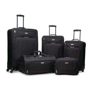 Fieldbrook Xlt 5Pc Set (Bb/Wh Dfl/21/25 Upr/29 Spn) -  Black