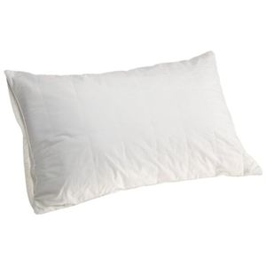 SmartSilk Single Standard Pillow, Medium Firm
