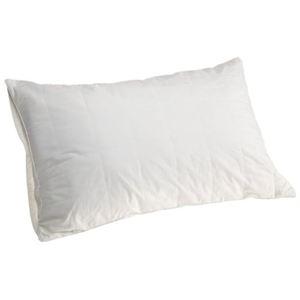 SmartSilk Single King Pillow, Medium/Firm