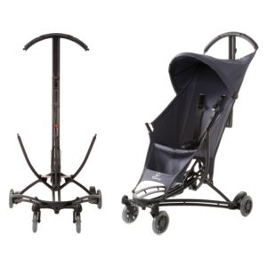 Yezz Stroller w/ Seat Cover Grey Road