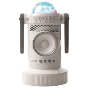 Party Bot Micro Motorized Bluetooth Speaker
