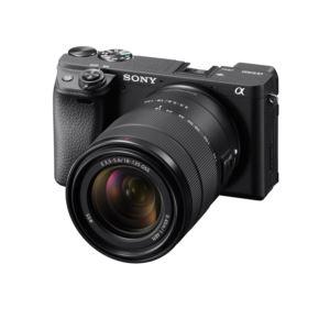 Alpha a6400 Mirrorless Digital Camera w/ 18-135mm