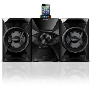 Mini Hi-Fi System with Lightning Connector