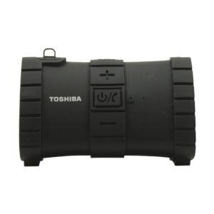 Sonic Dive 2 IP67 Bluetooth Portable Speaker Black