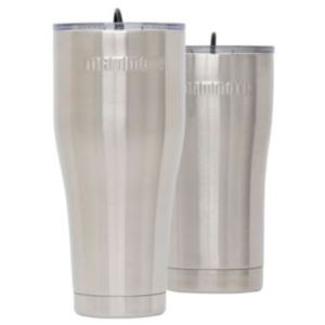 Two Pack SS Rover 20 And 30 oz Tumblers