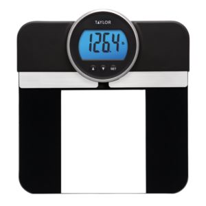 Glass Body Composition Scale