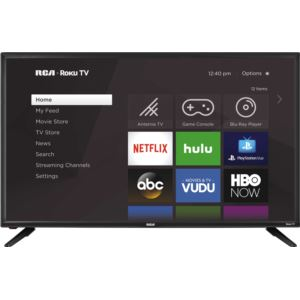 40'' LED HD Roku Smart TV