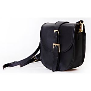 Isaac Mizrah JANE Crossbody Genuine Leather Camera and Tech Bag-
